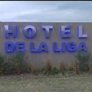 Comunicado de Prensa sobre el Hotel de la Liga Salteña de Fútbol