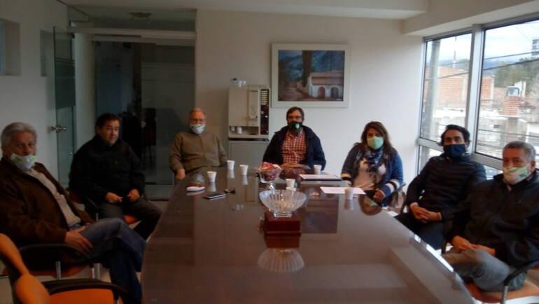 Sergio Chiban avanzó con la capacitación sobre la ley Micaela