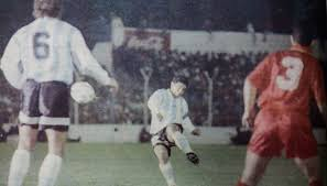 Hasta siempre Diego Maradona!