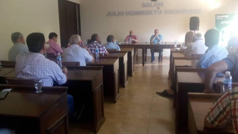 Sergio Chiban presidirá la Liga Salteña hasta el 2025