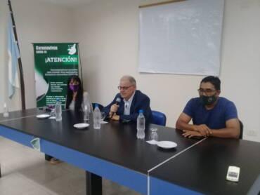 Se lanzo la Copa Centenario «Pablo Alejandro Pandolfi»