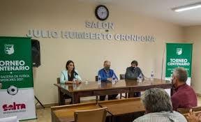 El Comité Ejecutivo de la Liga Salteña de Fútbol agradece a Manuela Arancibia su acompañamiento permamente