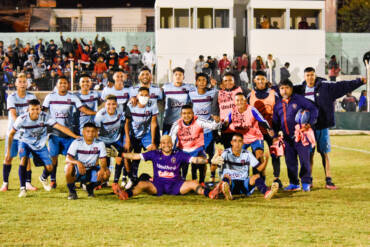 Copa Salta: La villa ganó 2 a 1 frente a 135 Viviendas.