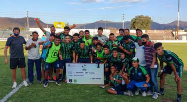 #CopaSalta2021|Argentinos Camioneros empató 1 a 1 y obtuvo el pasaje a semi finales de la Copa Salta.