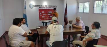 #CopaSalta2021 | Sorteo de Semifinales de la Copa Salta.